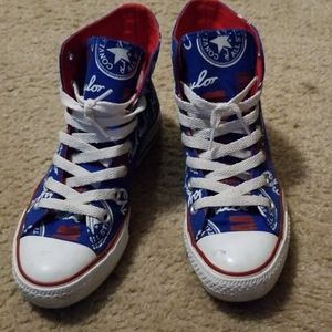 Converse limited edition one of its kind